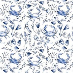 Blue Crabby