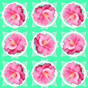 Minty Fresh Floral