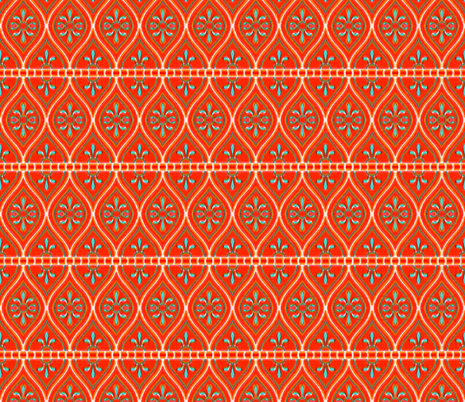 grèce 49 fabric by hypersphere on Spoonflower - custom fabric