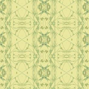 Tic-Tac-Toe (Yellow & Green)