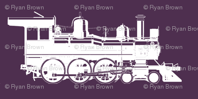 Steam Engines on Eggplant // Small