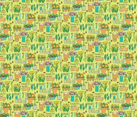 Rp_gardenrepeat_wwoven_ongreen-sm_shop_preview