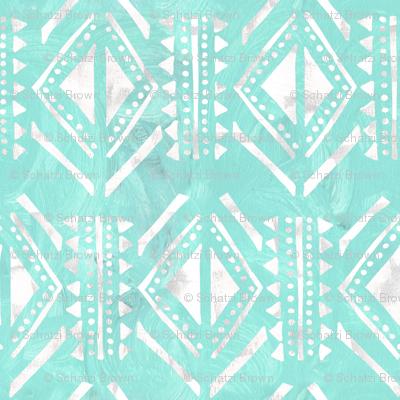 kahala pattern mint