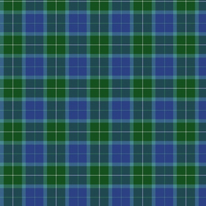 Wallace blue tartan