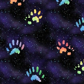 Polydactyl Paws in the Stars