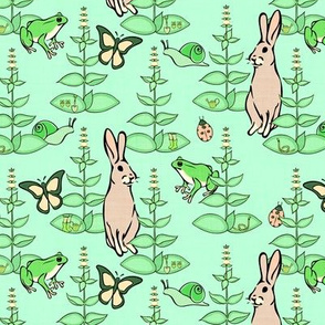 mint patch (smaller scale)