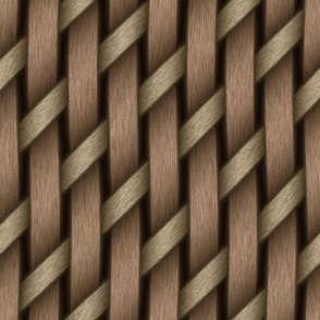 Macro Cross Weave Texture