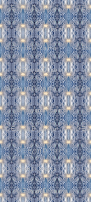 Patterns of Nature - Blue