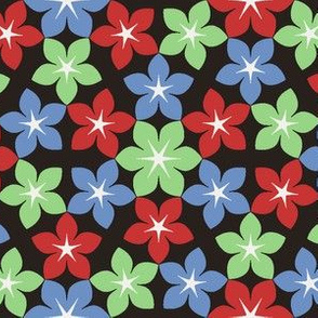 07473139 : U65 flowers 3 : fifties