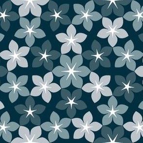 07473322 : U65 flowers 3 : noir