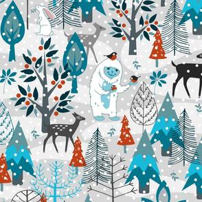Yeti Snow Day Large