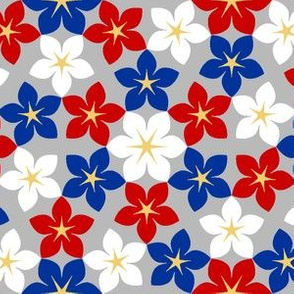 07474215 : U65 flowers 3 : nationalist