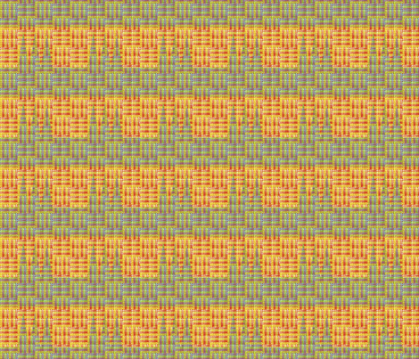 Heartbeat of Tradition fabric by twigsandblossoms on Spoonflower - custom fabric