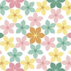 07474542 : U65 flowers 3 : spring pastels