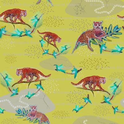 Jungle dreams, by Susanne Mason