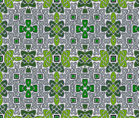 celtic 79 fabric by hypersphere on Spoonflower - custom fabric