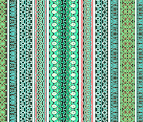 celtic 84 fabric by hypersphere on Spoonflower - custom fabric