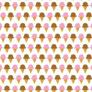 aloha strawberry chocolate cones half drop washi
