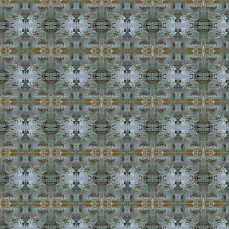 Faces of The Grand Canyon fabric by speedybee on Spoonflower - custom fabric