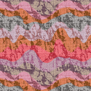 Geology waves