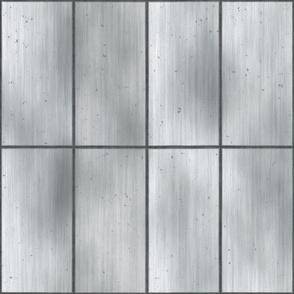 Steel Metal Tiles Shiny Texture