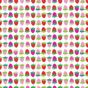 aloha strawberry mixed washi