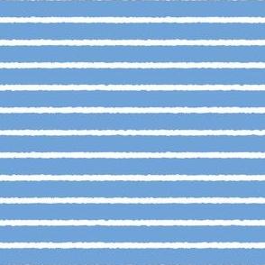 1382_Cornflower blue with white stripes
