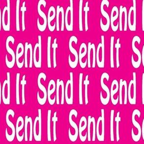 send it pink
