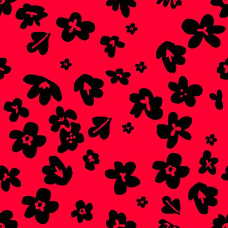 Marilyn fabric by frootjoos on Spoonflower - custom fabric