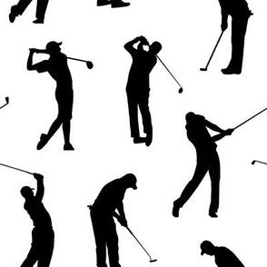 Golfers // Large