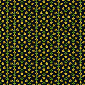 Colonial Tiny Floral 2