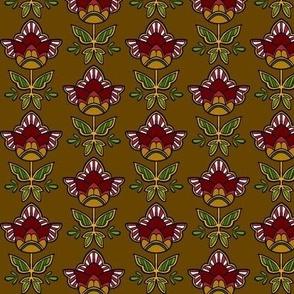 Colonial Flower B