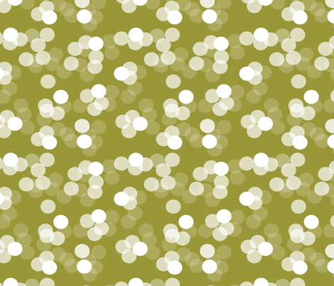 Sparkles Golden Lime fabric by meterlimit on Spoonflower - custom fabric