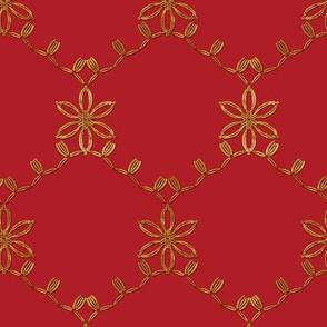 Colonial Gold Thread
