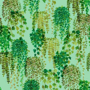 The Hanging Garden {Mint}