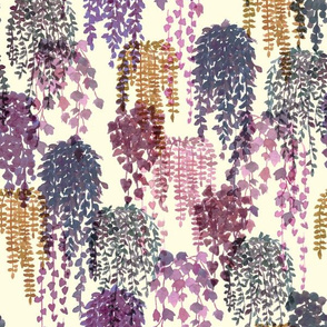 The Hanging Garden {Lavender}