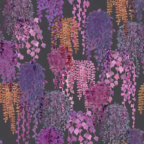 The Hanging Garden {Purple}