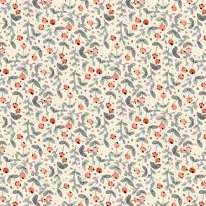 small flower pattern