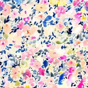 Indigo Scattered Fleur