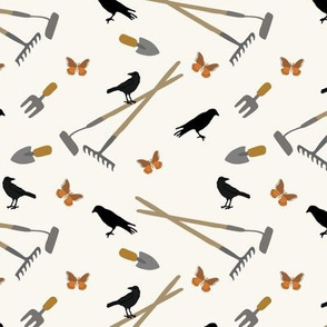 Crows &Tools - H White