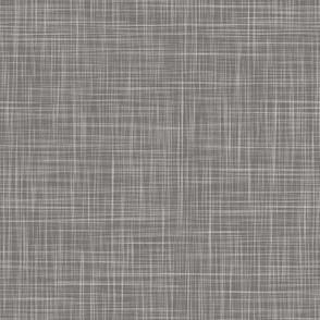 Solid Linen - Ash