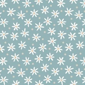Daisy Meadow (Blue)