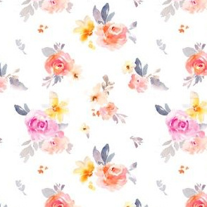 Navily Watercolor Florals
