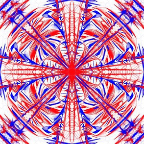 Red-White-Blue 001 8x8