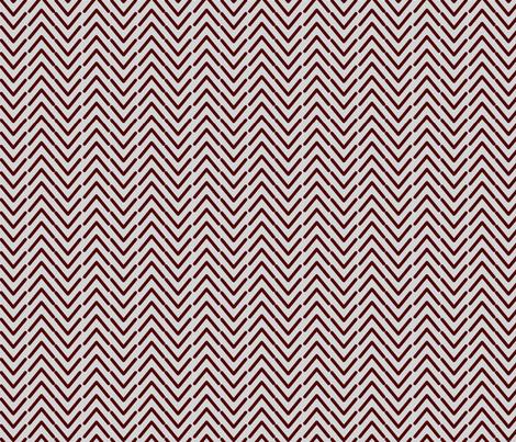 Herringbone-vertical-grey fabric by kae50 on Spoonflower - custom fabric