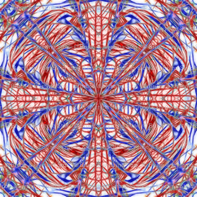 Red-White-Blue 003 8x8