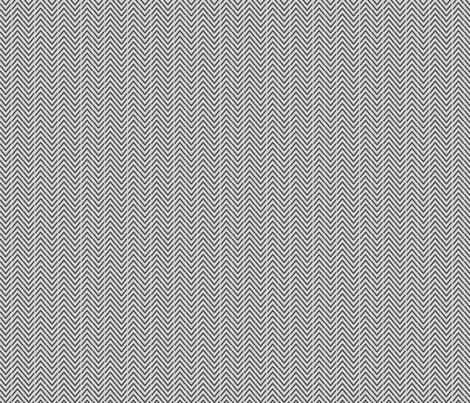 Herringbone-vertical-charcoal-2x6 fabric by kae50 on Spoonflower - custom fabric