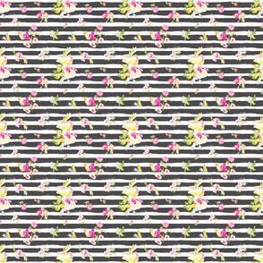 Sadie Striped Flower Field