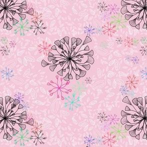 Flor de Paris Pink