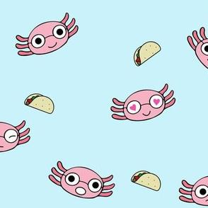 Axel the Axolotl emoji